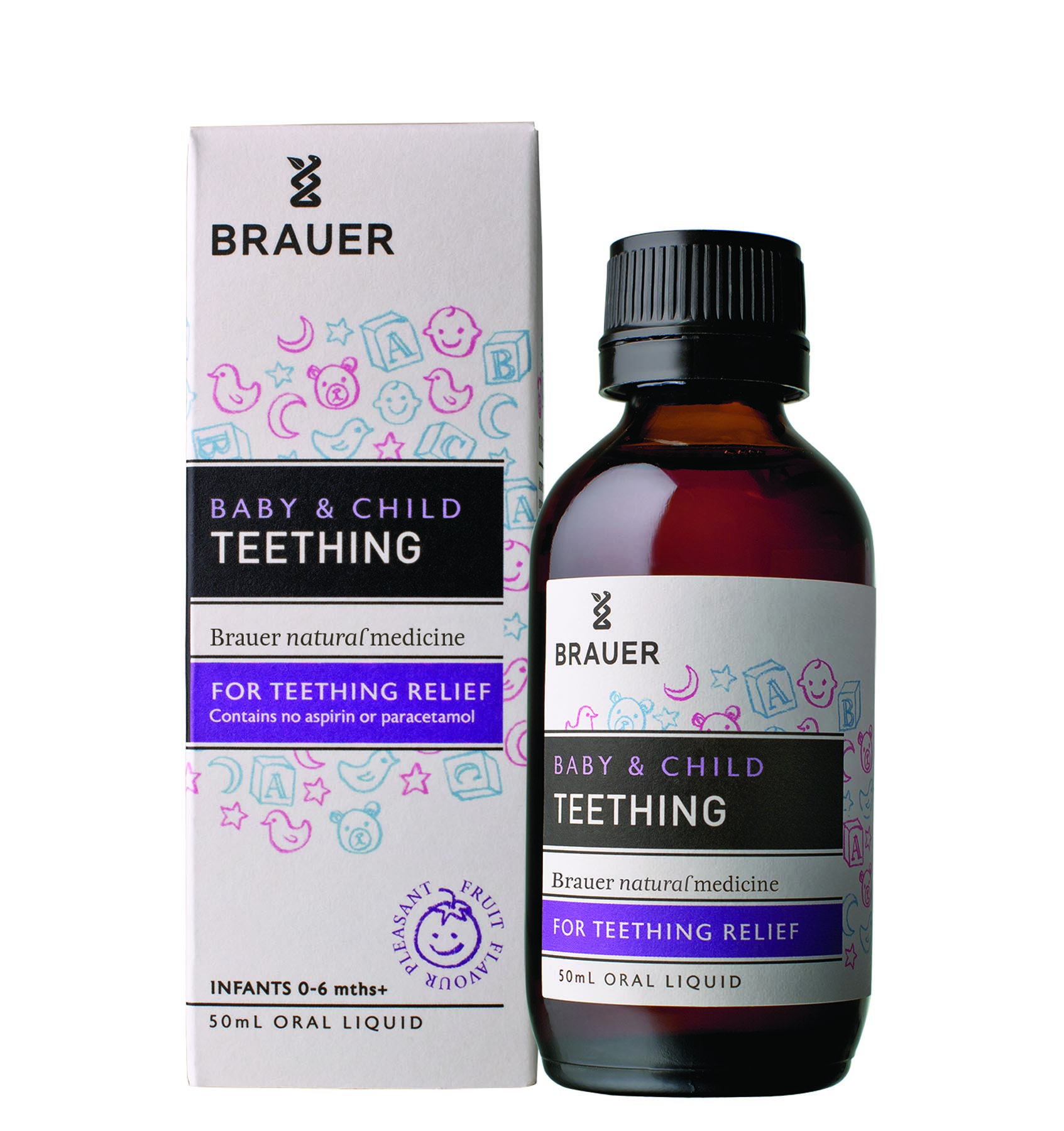 brauer baby and child teething natural remedy oral liquid