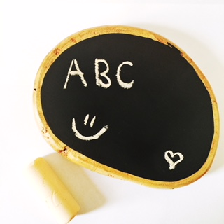 TOUCHWOOD MINI BLACKBOARD WWW.MOTHERBYNATURE.COM.AU blackboard