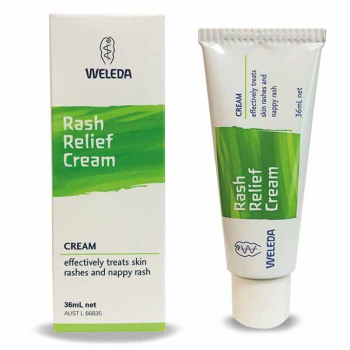 rash relief weleda rash nappy rash cream skin rashes relief best rash cream