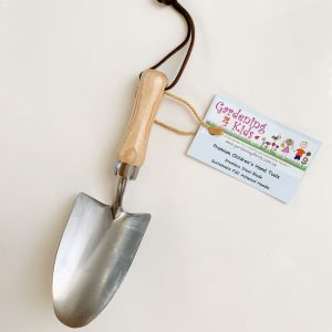 gardening for kids hand trowel