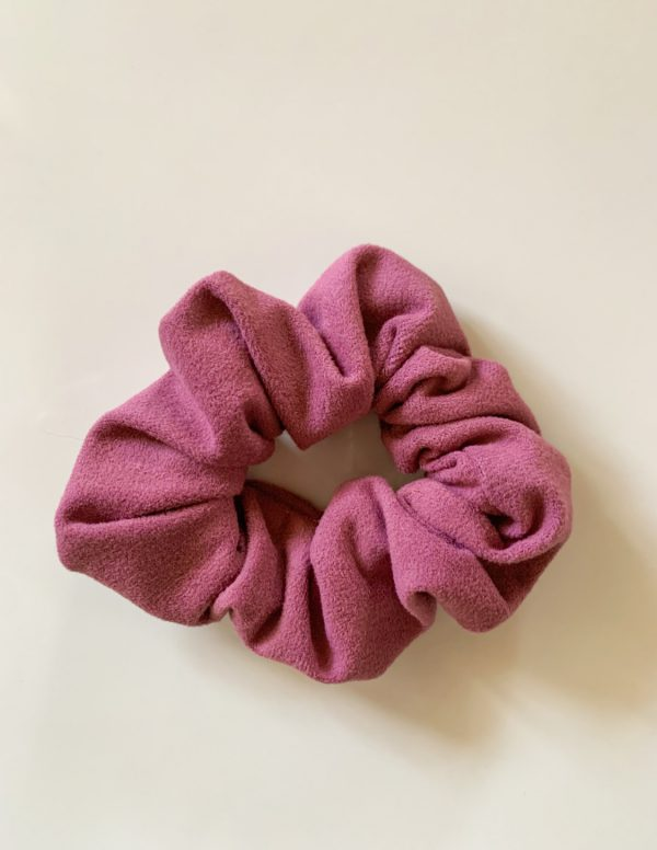 mother by nature sugar plum scrunchie