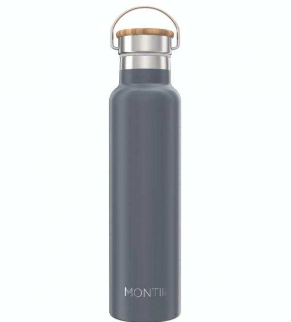 MONTIICO MEGA DRINK BOTTLE - GREY