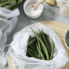 EVER ECO REUSABLE PRODUCE BAGS RPET MESH - 8 PACK