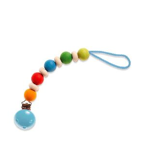 Grimm's Rainbow Pacifier Chain