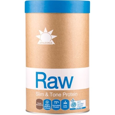 Raw Slim & Tone Protein cacao macadamia