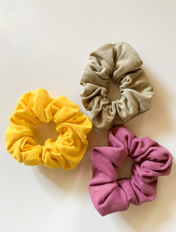 mother by nature scrunchie